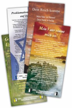 4 Proklamationskarten: Gottes Segen proklamieren