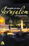 Vergäße ich dein, Jerusalem